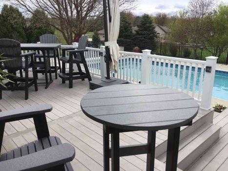 Adirondack Style Furniture Patio, Porch Furniture Madison Wi