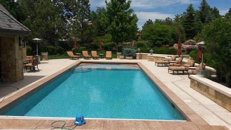 Inground Pools Madison Wi Patio Pleasures