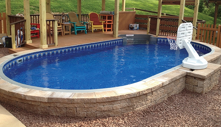 Radiant patio pleasures - How to put hot water in a swimming pool ...