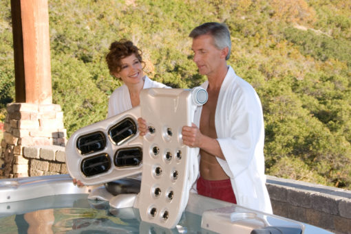 Jetpak Therapy System Patio Pleasures